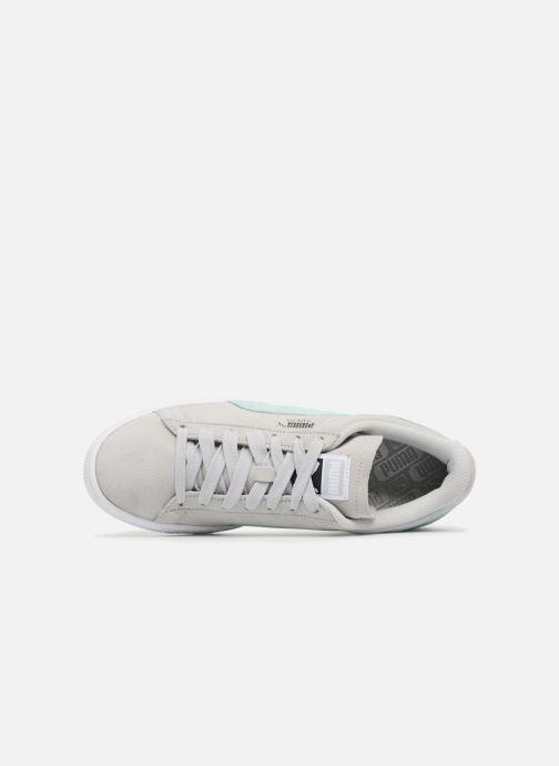 Sneaker Puma Suede Classic Wn's grau ansicht von links