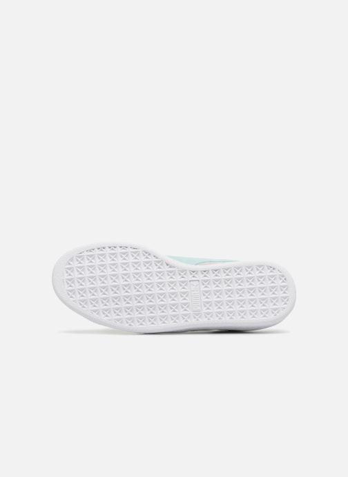Sneaker Puma Suede Classic Wn's grau ansicht von oben