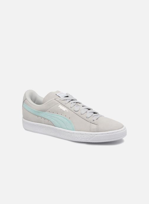 Sneakers Puma Suede Classic Wn's Grå detaljeret billede af skoene