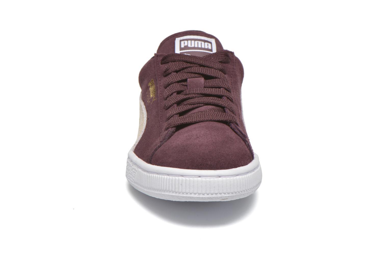 Sneakers Puma Suede Classic Wn's Bordeaux model