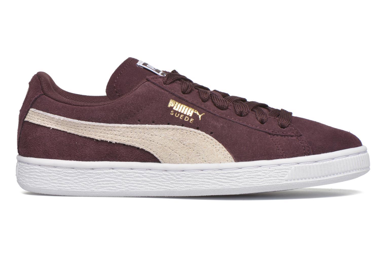 Sneakers Puma Suede Classic Wn's Bordeaux achterkant