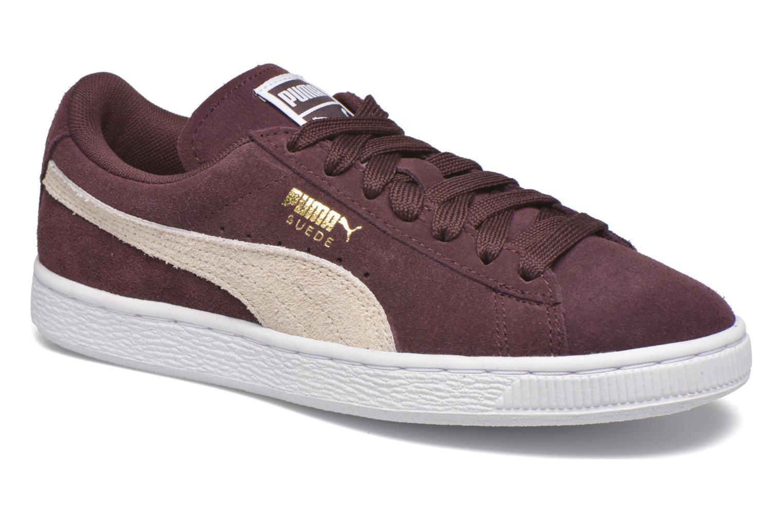 Sneakers Puma Suede Classic Wn's Bordeaux detail