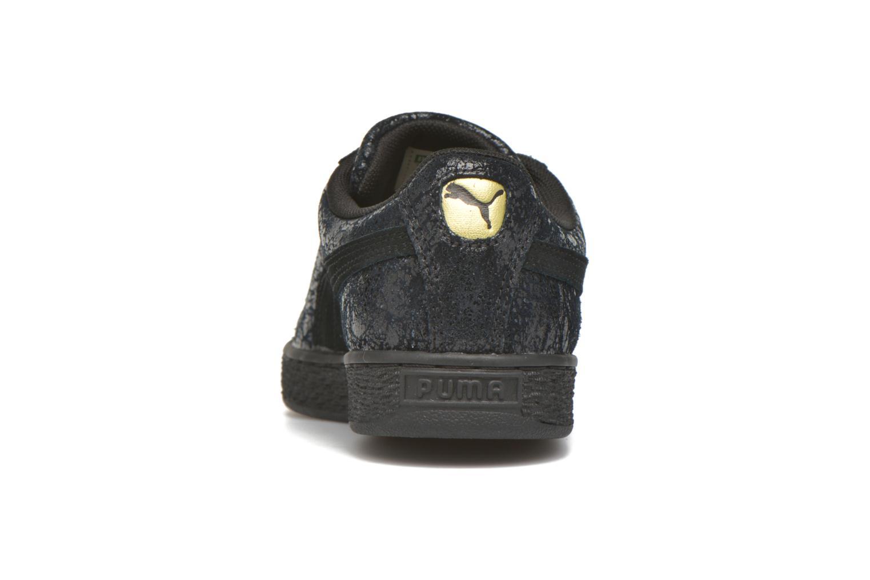 Sneaker Puma Suede Classic Wn's schwarz ansicht von rechts