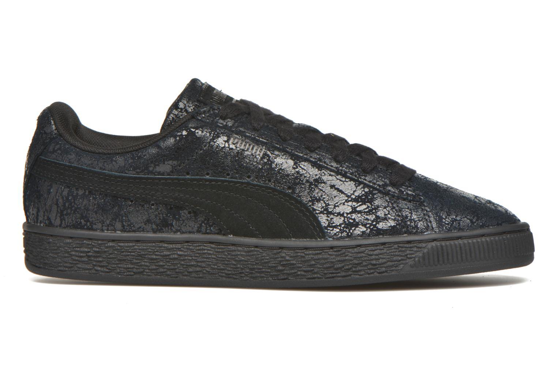 Sneaker Puma Suede Classic Wn's schwarz ansicht von hinten