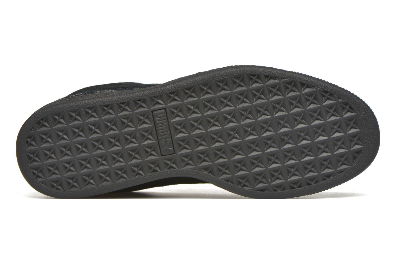 Sneaker Puma Suede Classic Wn's schwarz ansicht von oben