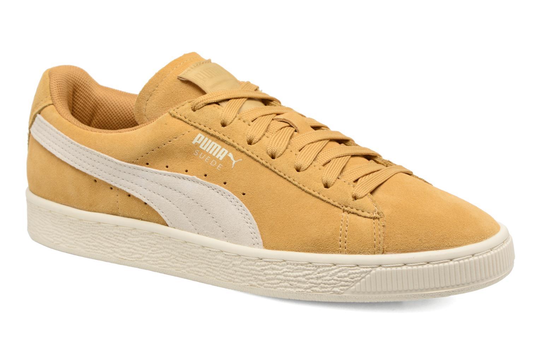 Sneaker Puma Suede Classic Wn's gelb detaillierte ansicht/modell