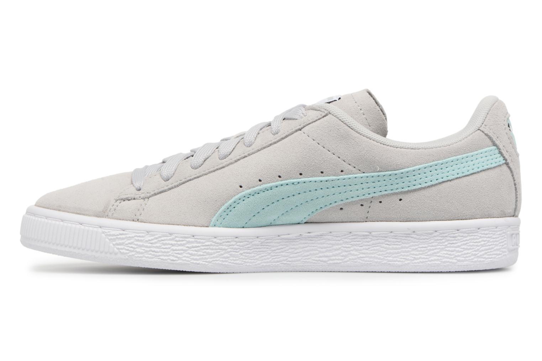 Sneakers Puma Suede Classic Wn's Grigio immagine frontale