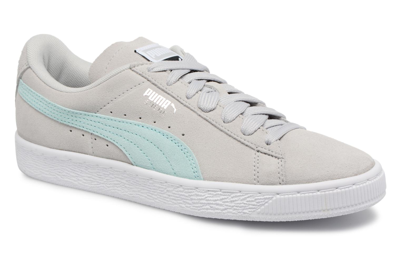 Sneakers Puma Suede Classic Wn's Grigio vedi dettaglio/paio