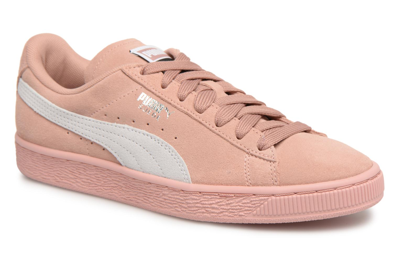 Peach Beige-Puma White