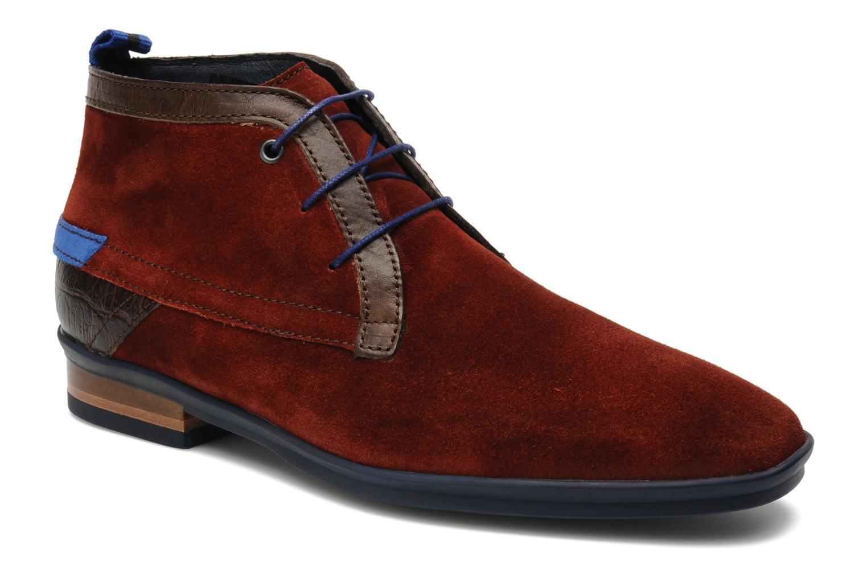 Skate-Schuhe präsentieren Kauf echt Floris Van Bommel Gavano (Burgundy) - Ankle boots chez ...
