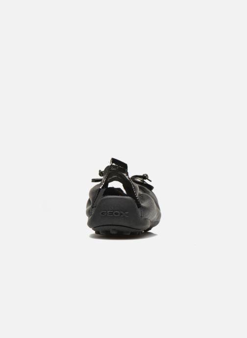 Geox J Piuma Ball F J11B0F (schwarz) Ballerinas bei