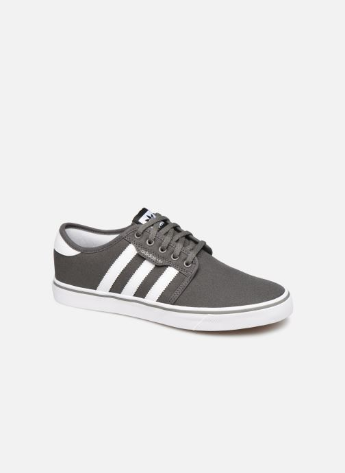 Trainers adidas originals Seeley Grey detailed view/ Pair view