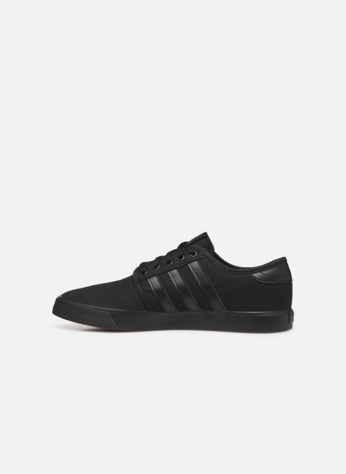 Sneakers adidas originals Seeley Nero immagine frontale