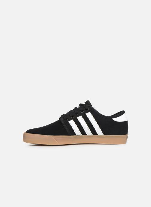 Sneakers adidas originals Seeley Zwart voorkant
