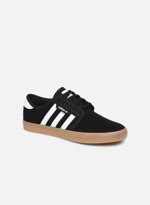 Sneakers adidas originals Seeley Zwart detail