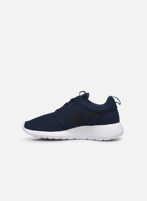 Deportivas Nike Nike Roshe One Azul vista de frente
