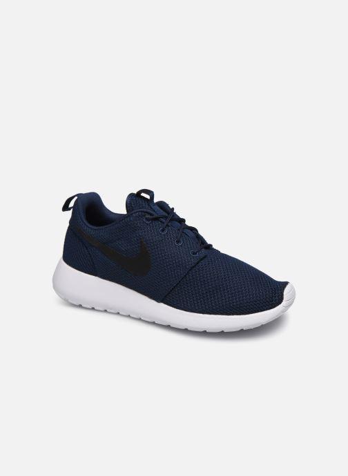 Deportivas Nike Nike Roshe One Azul vista de detalle / par