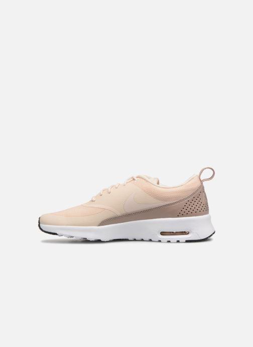 Sneaker Nike Wmns Nike Air Max Thea beige ansicht von vorne