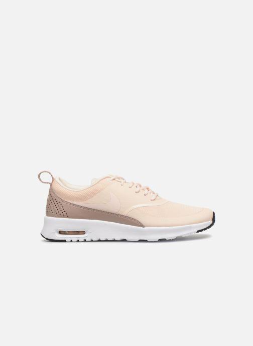 Sneaker Nike Wmns Nike Air Max Thea beige ansicht von hinten