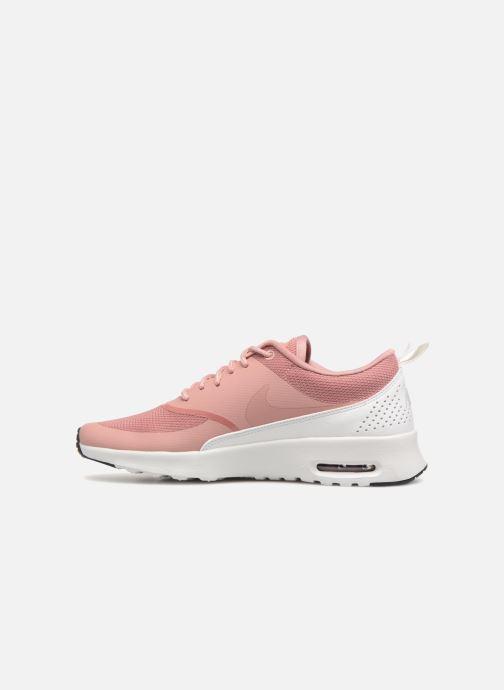 Sneaker Nike Wmns Nike Air Max Thea rosa ansicht von vorne