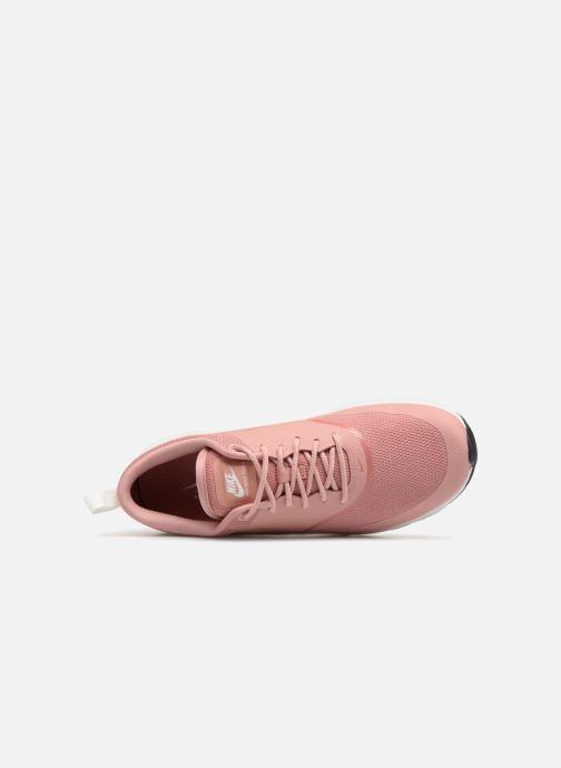 Sneaker Nike Wmns Nike Air Max Thea rosa ansicht von links