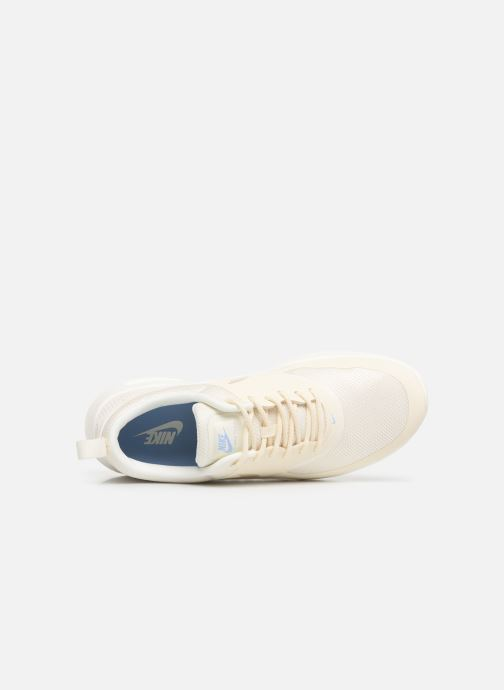 Trainers Nike Wmns Nike Air Max Thea White view from the left