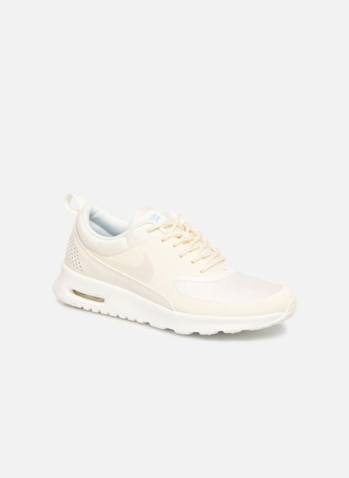 finest selection 82dba 2c4bf Baskets Nike Wmns Nike Air Max Thea Blanc vue détailpaire