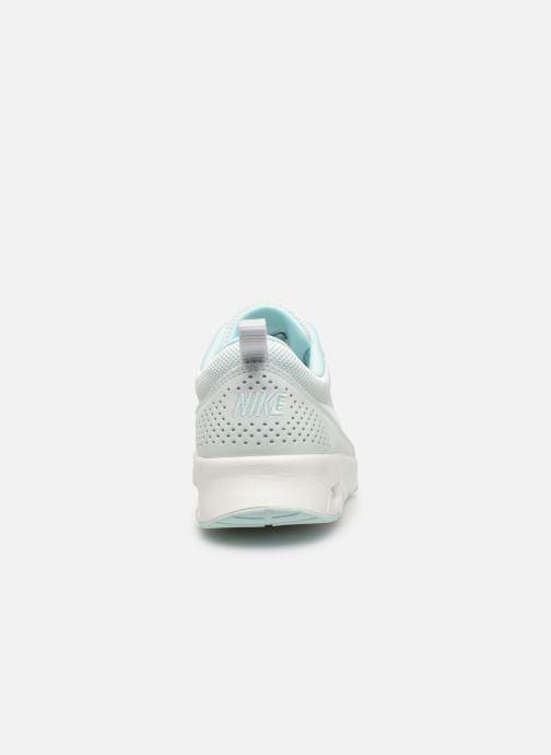 Baskets Nike Wmns Nike Air Max Thea Bleu vue droite