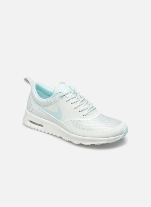 Sneaker Nike Wmns Nike Air Max Thea blau detaillierte ansicht/modell