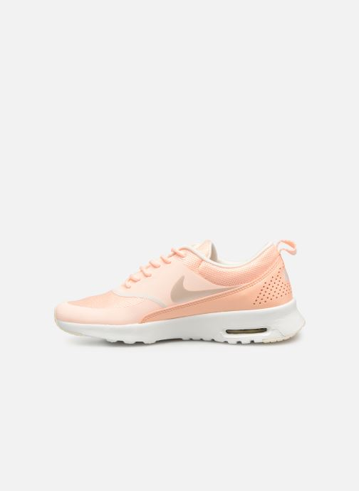 hot sale online ab011 14ac7 Baskets Nike Wmns Nike Air Max Thea Rose vue face