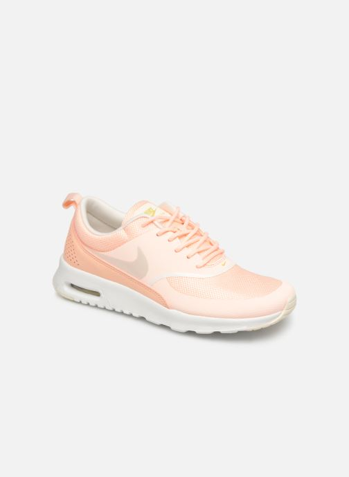 Nike Wmns Nike Air Max Thea Trainers in Pink at Sarenza.eu