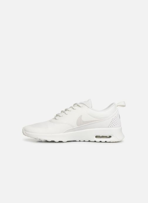 Baskets Nike Wmns Nike Air Max Thea Blanc vue face
