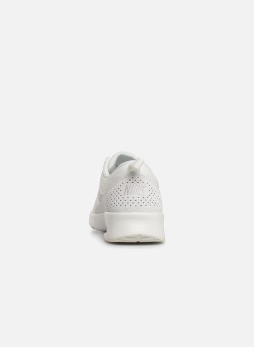 Baskets Nike Wmns Nike Air Max Thea Blanc vue droite