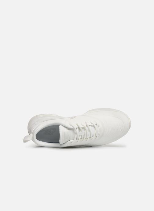 Sneaker Nike Wmns Nike Air Max Thea weiß ansicht von links