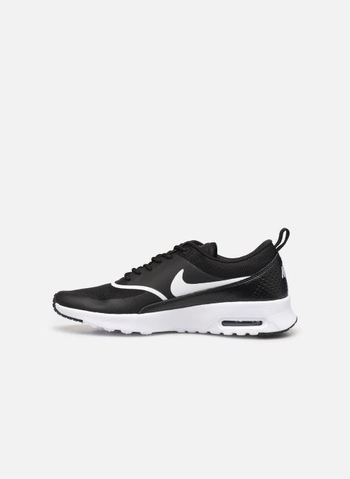 Nike WMNS Rosherun Winter, Damen Sneakers, Schwarz schwarz