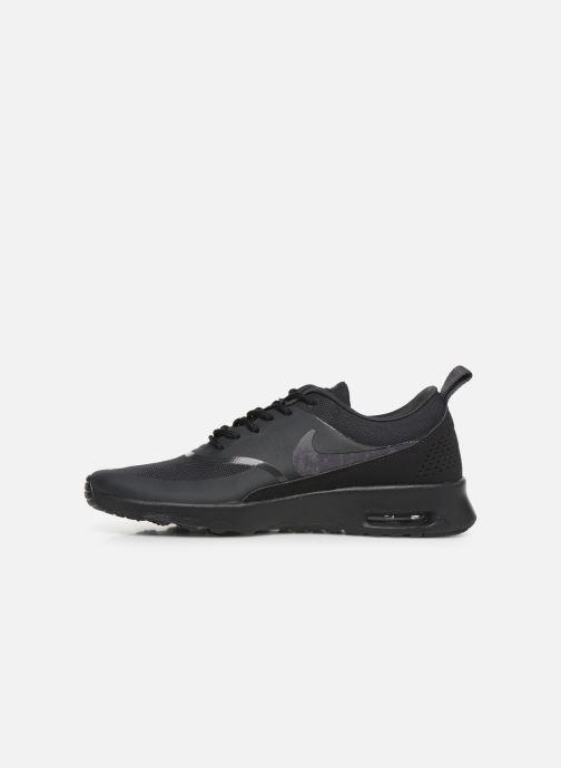 Sneakers Nike Wmns Nike Air Max Thea Zwart voorkant