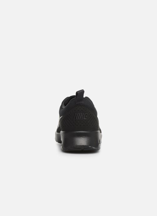 Sneakers Nike Wmns Nike Air Max Thea Zwart rechts