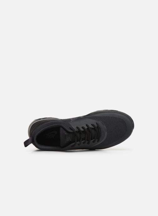 Sneakers Nike Wmns Nike Air Max Thea Zwart links