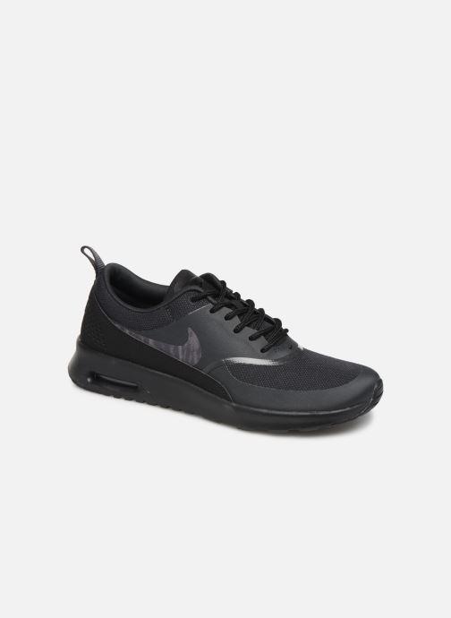 Sneaker Nike Wmns Nike Air Max Thea schwarz detaillierte ansicht/modell