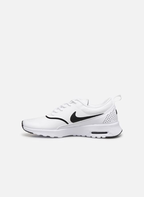 Trainers Nike Wmns Nike Air Max Thea White front view