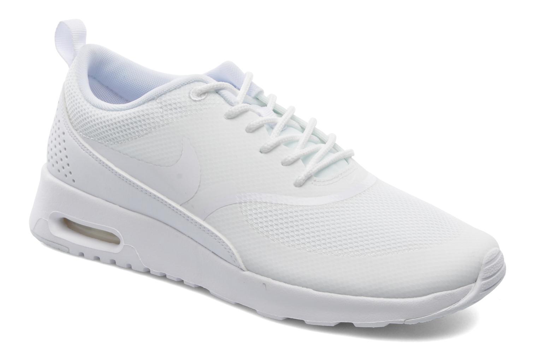 Sneakers Nike Wmns Nike Air Max Thea Hvid detaljeret billede af skoene