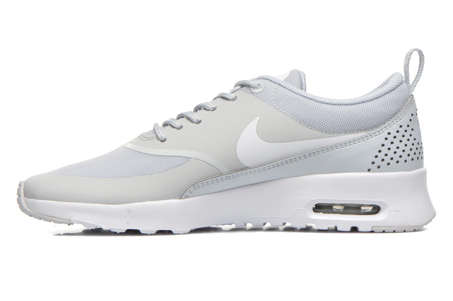 Sneakers Nike Wmns Nike Air Max Thea Grå se forfra