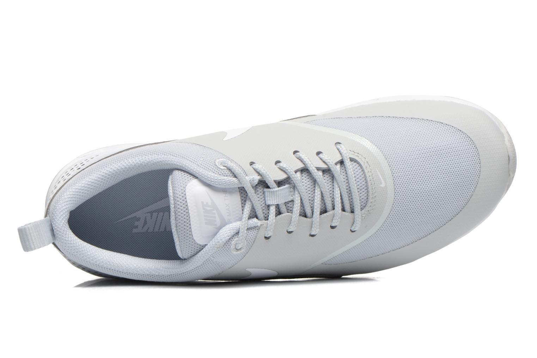 Sneakers Nike Wmns Nike Air Max Thea Grå se fra venstre