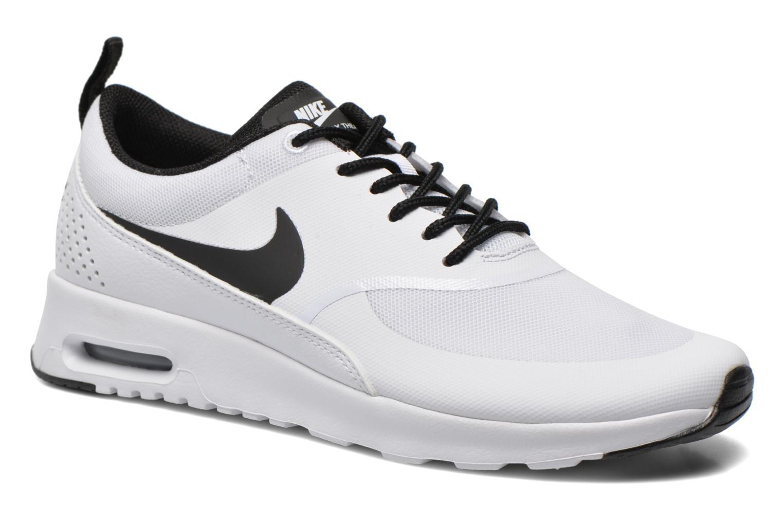 the best attitude 3bae5 8f1da ... Dam Löparskor Sneakers Nike Wmns Nike Air Max Thea Vit detaljerad bild  på paret ...