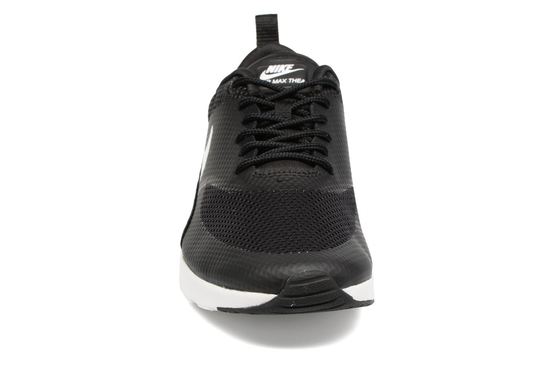 Sneakers Nike Wmns Nike Air Max Thea Nero modello indossato