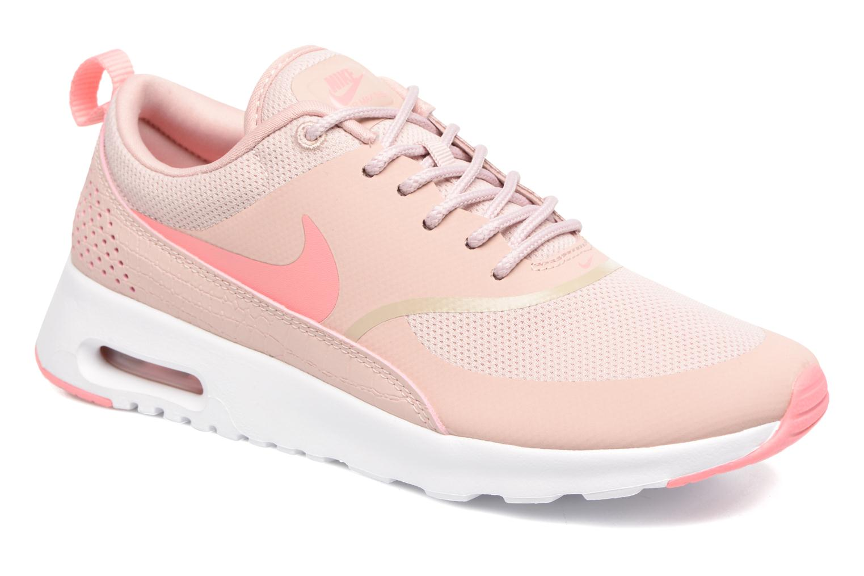 Pink Oxford/Bright Melon-White