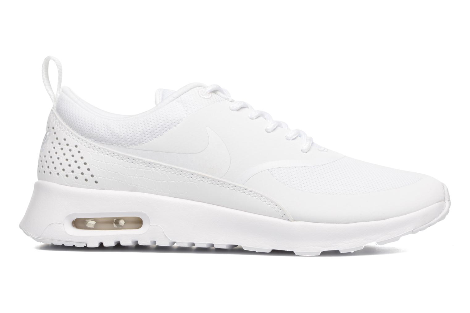 Sneakers Nike Wmns Nike Air Max Thea Bianco immagine posteriore