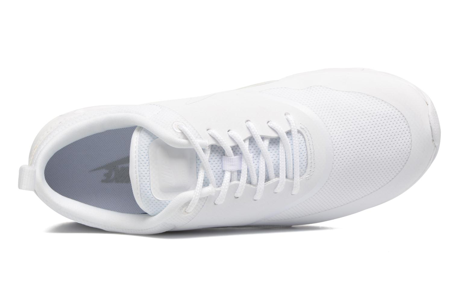 Sneakers Nike Wmns Nike Air Max Thea Bianco immagine sinistra
