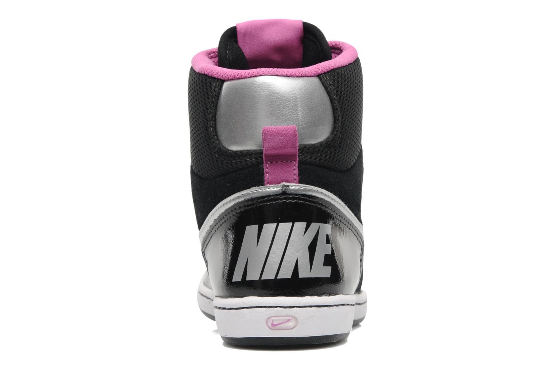 Sneakers Nike Wmns Nike Terminator Lite Hi Sort Se fra højre