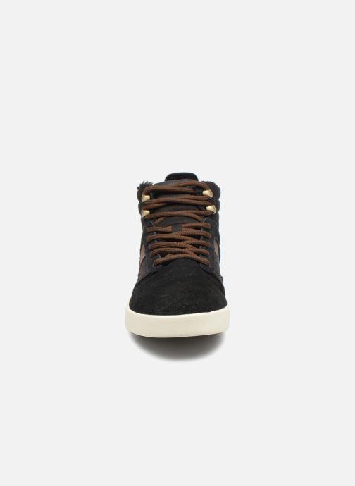 Baskets Supra Bandit Noir vue portées chaussures